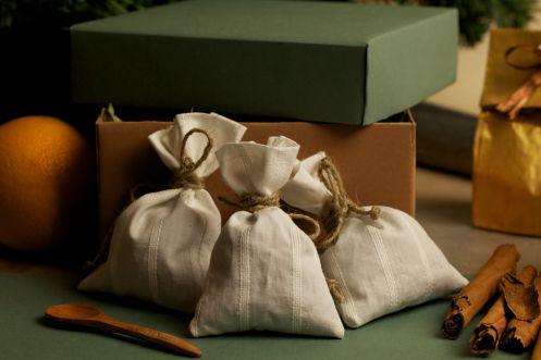 Мешочки для чая своими руками