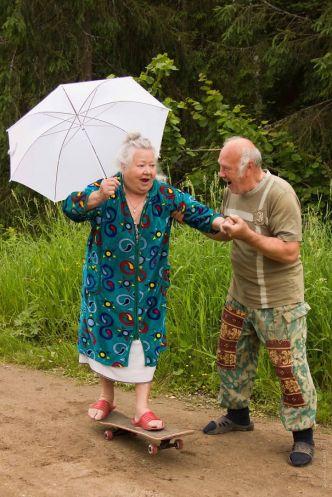 личное пожилых парочек